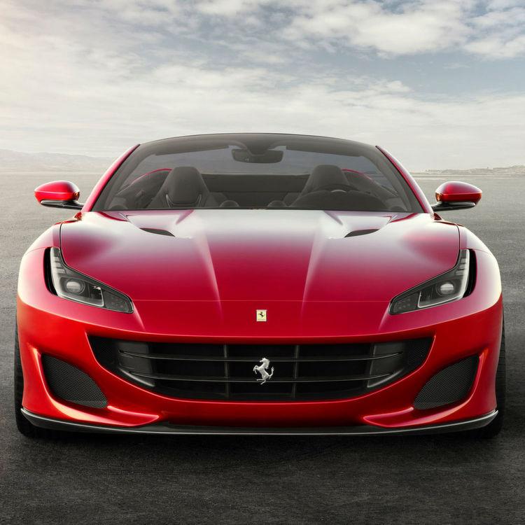 Ferrari Portofino Neuer Frischluft Renner