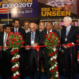 Inauguration of Automation Expo 2017.