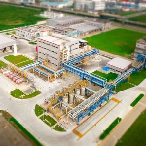 Evonik Inaugurates New Plant in Shanghai