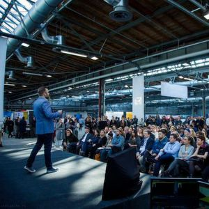 Dritte E-Commerce Expo in Berlin