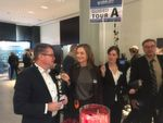 Bei Besuchern wie Ausstellern beliebt: Die Guided Tour während des Business Break auf der CLOUD Technology & Services Conference in Frankfurt.