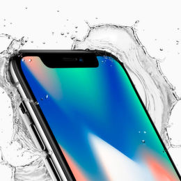 iPhone X mit Face ID statt Touch ID