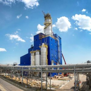 The PP extrusion line is expected to be in operation in the fourth quarter of 2017 on Sabic's Geleen site. The pilot plant is already on-stream.