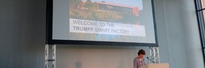Demonstrationsfabrik in Chicago: Trumpf macht Smart Factory erlebbar