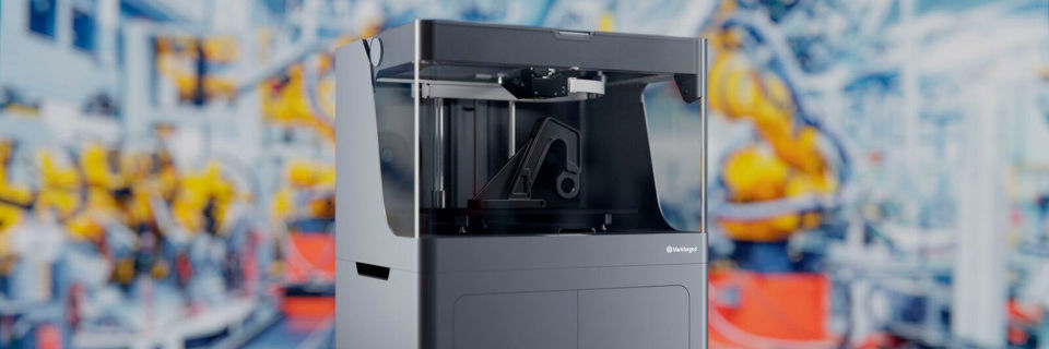 The X5 Industrial Composite 3D Printer is the ideal solution for load-bearing applications that require real strength. Print parts faster and cheaper than machining metal.