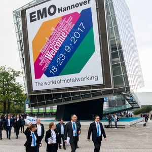 EMO Hannover 2017 – Tag 2