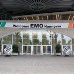 EMO Hannover welcomes its visitors.
