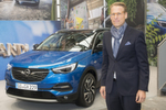 "Opel-Marketing-Direktor Christian Löer: ""Das Gesamtpaket stimmt."""