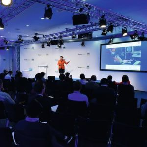 Dual presentation: Future of additive manufacturing conference
