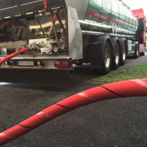 Hoses – essential for flexible transport connections