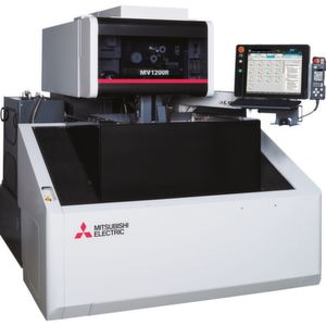 The innovative MVR1200R Connect next-generation machine was premiered at EMO Hanover, Germany, recently with a new control and simplified operation.