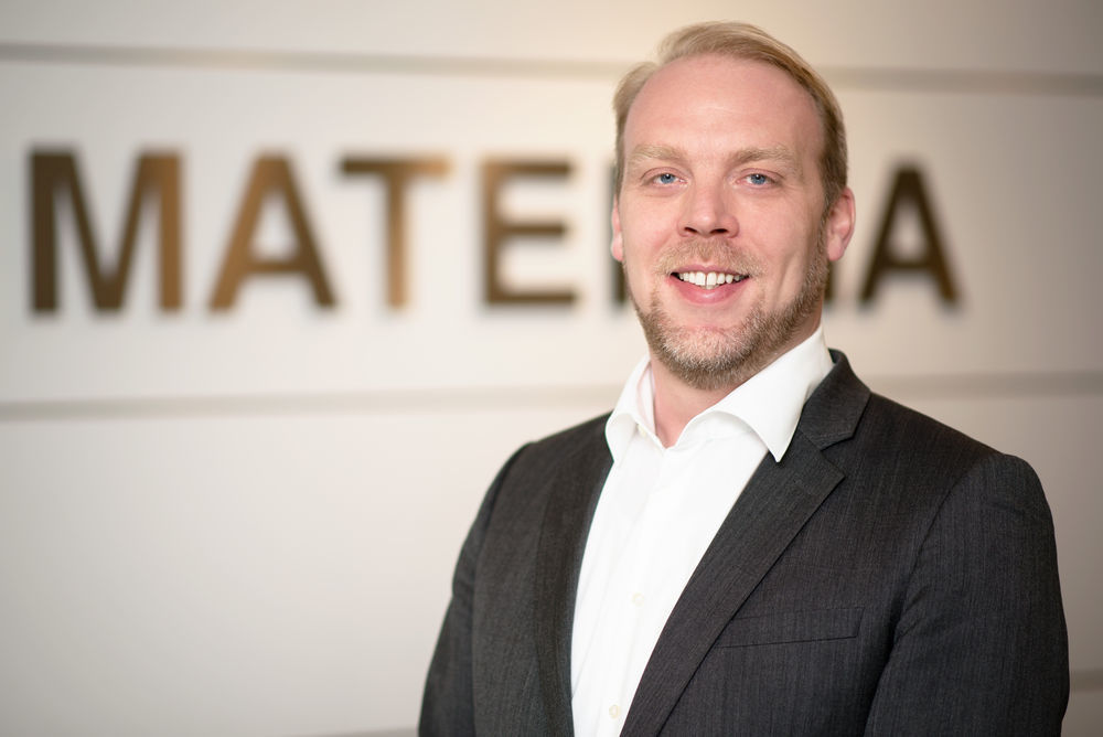 Christian Büngener, Digital Solution Expert bei Materna.