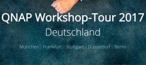 Storagecraft mit Qnap on Workshop-Tour 2017