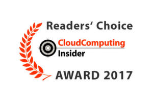 Die CloudComputing-Insider Readers' Choice Awards 2017.