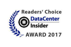 Die DataCenter-Insider Readers' Choice Awards 2017.
