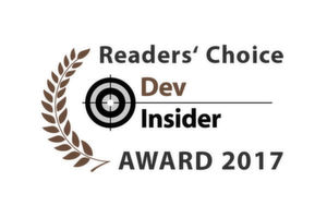 Die Dev-Insider Readers' Choice Awards 2017.