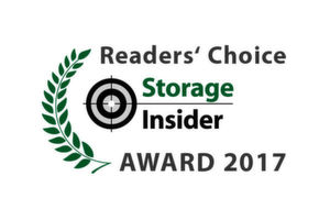Die Storage-Insider Readers' Choice Awards 2017.