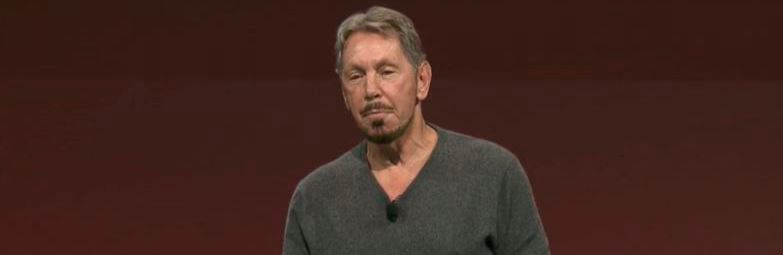 Larry Ellison, Oracle Executive Chairman of the Board and Chief Technology Officer