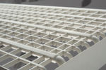 Extrusion coated steel bars (roof coating).
