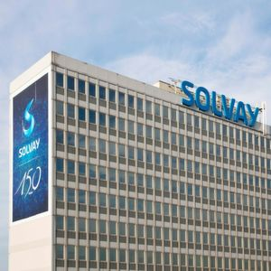 Solvay headquarters in Brussles