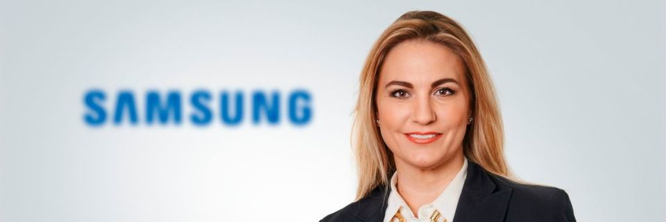 Simone Krüger, Head of IM B2B Marketing bei Samsung Electronics