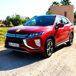 Mitsubishi Eclipse Cross: Markantes Japan-SUV