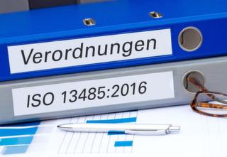 Die neue ISO Norm 13485: 2016 für Medizinprodukte