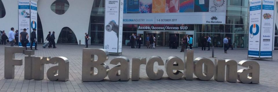 Vom 3.-5. Oktober fand in Barcelona der internationale IoT Solution World Congress statt.