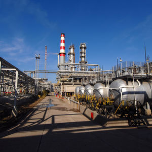The Izmir plant is one of four refineries operated by the company in Turkey.