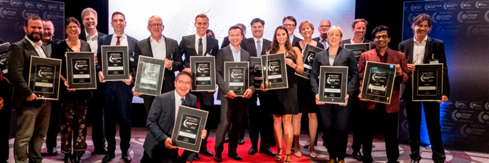 Das sind die glücklichen Gewinner der CloudComputing-Insider Readers´ Choice Awards 2017 in den Kategorien ECM/DMS, Cloud-ERP, Cloud-Monitoring, Cloud-CRM, Cloud-Marketing-Tools, Cloud-Security und Platform-as-a-Service.