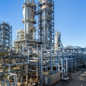 Exxon Mobil's Baytown area is the largest integrated petrochemical complex in the U.S.