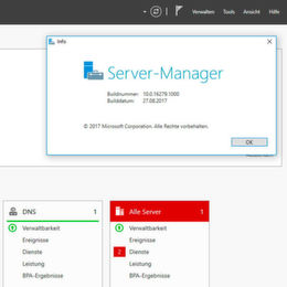 Windows Server 2016 Insider Previews nutzen
