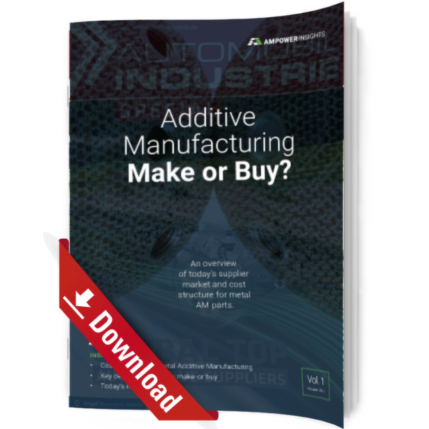 Additive Manufacturing: Make or buy?
