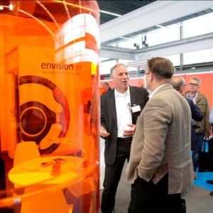 The Additive Manufacturing Europe Show of 2017.