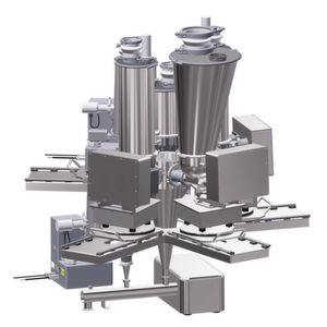 The new K3-PH line of feeders in modular design has been specifically designed to meet the growing demands of continuous processing in the pharmaceutical industry