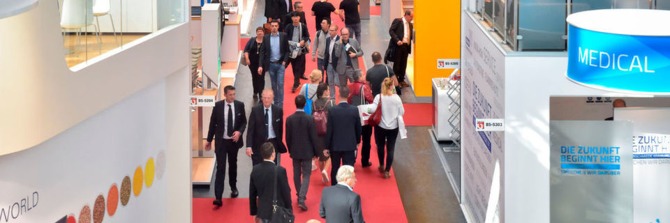 Almost 50,000 visitors came to Friedrichshafen to get to know the latest innovations and developments of the plastics industry.