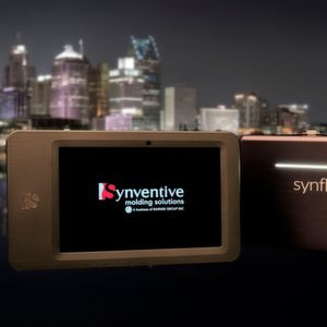 Synventive's Synflow technology gives users the ability to stop the pin mid-stroke to independently regulate filling or packing of each nozzle.