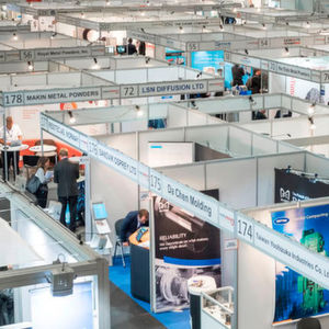 The Euro PM2017 Exhibition showcased the technology and capability of the global PM industry.