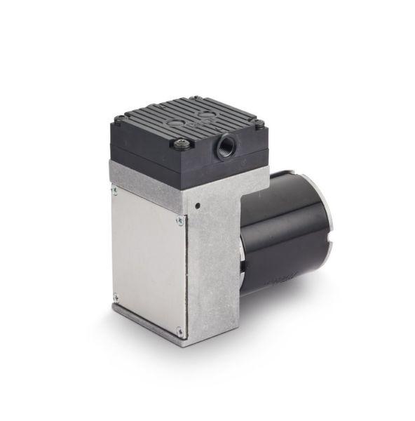 Die Membran-Vakuumpumpe N 816 wurde von KNF für die Absaugung von ...