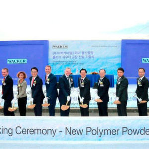 Wacker Expands Production Plant in South Korea