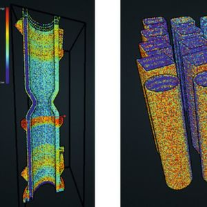 Version 3.0 software with 3D-thermal mapping and imaging tools