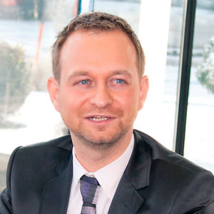 Philipp Wallner ist Industrial Automation & Machinery Industry Manager bei MathWorks
