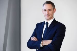 Lous Dreher, Senior Director Channel Managed Accounts Deutschland bei Fujitsu.