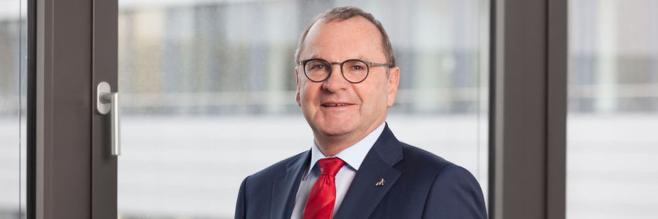 Andreas Barth ist Managing Director EuroCentral bei Dassault Systèmes.