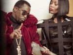 Sean Diddy Combs und Naomi Campbell.