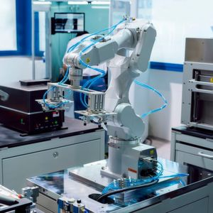 The Robot Machine Tools market report provides actionable intelligence on factors that have been driving demand; key trends that are impacting the market and the challenges that affect the market dynamics along with the market size.