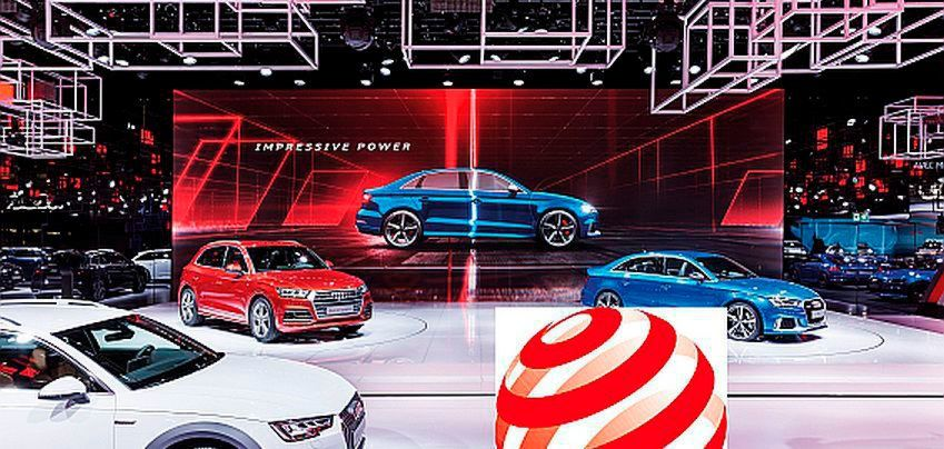 "Red Dot Brand of the Year"": Der Ehrentitel geht 2017 an Audi"