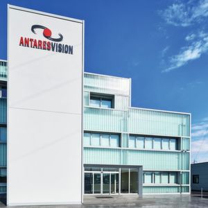 Antares Vision headquarters in Travagliato/Italy