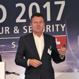 CLOUD 2017 Infrastruktur & Security Fachkongress - Swiss
