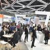 Global innovations, countless business deals, and a record number of visitors make formnext 2017 a resounding success